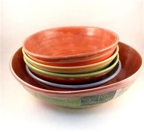 Handmade Pasta Bowls - buy a custom made handmade bowls pasta bowl set with