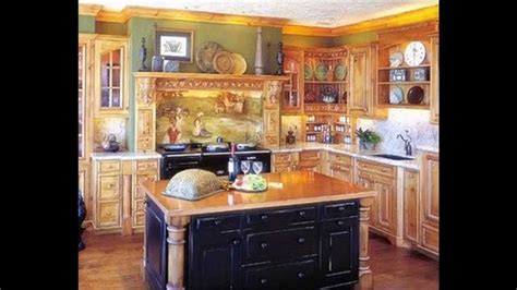 Decor Ideas For Kitchens Chef Kitchen Decor Ideas