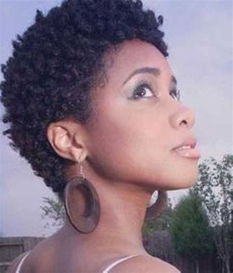 short natural curly hairstyles for black women youtube tapered natural hair styles on pinterest tapered twa