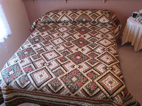 One Fabric Quilt Pattern by 17 Best Images About 1 Fabric Quilts On