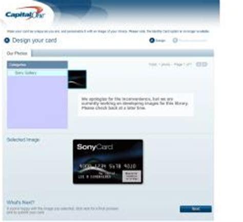 Playstation Credit Card Designs