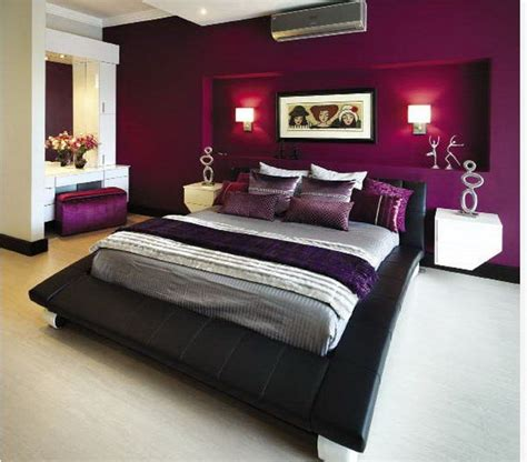 deep purple bedroom ideas 1000 ideas about purple bedroom walls on pinterest deep purple bedrooms purple