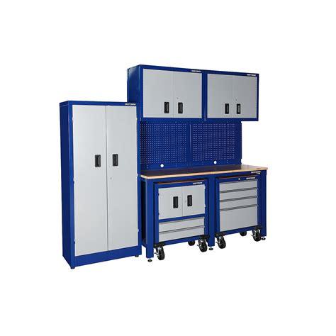 craftsman 8 pc garage suite arctic blue gos 6528bu