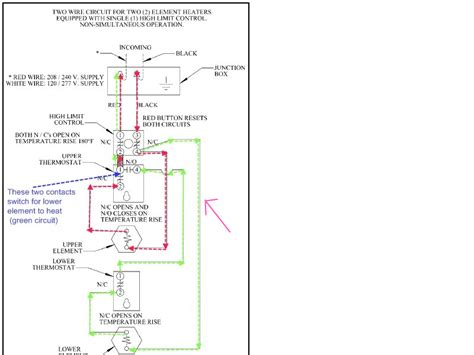 electric water heater wiring diagram electric free