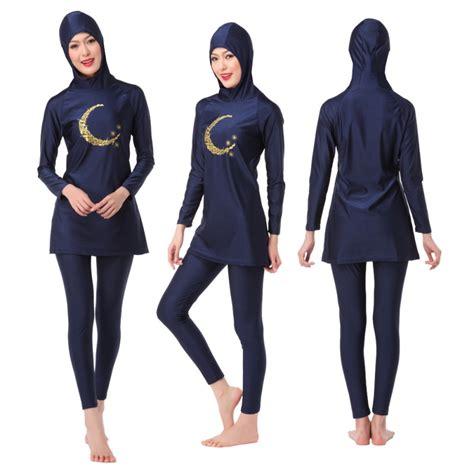 Swimsuit Baju Renang Jumbo 4l modest swimwear muslim www pixshark images galleries with a bite