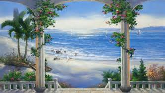 Beach Wall Mural Pics Photos Beach Wallpaper Murals