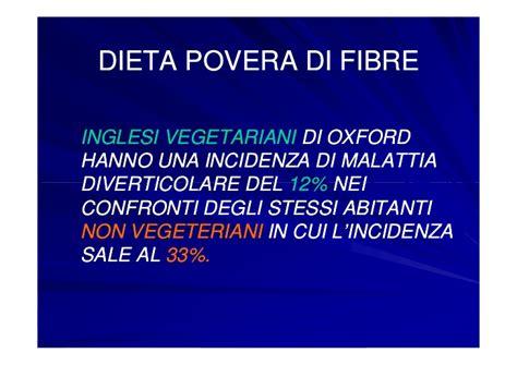 alimentazione per diverticoli infiammati dieta per i diverticoli dimagrire naturale diete