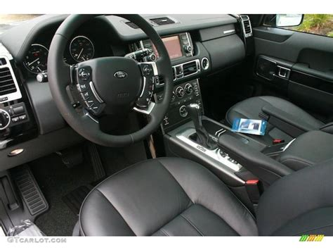 Pics For Gt Range Rover Hse 2012 Interior