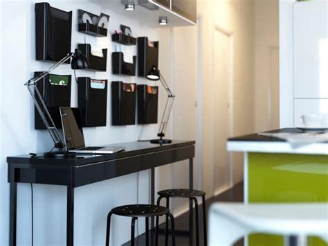 bureau mural ikea bureau 224 domicile moderne am 233 nagement et d 233 coration