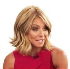 how to cut hai kelly ripa style 38 best images about hair cuts mid length on pinterest