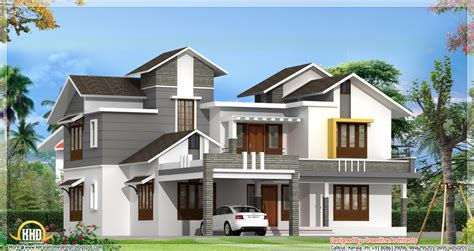beautiful modern 3 bedroom house plans india for hall may 2012 kerala home design and floor plans