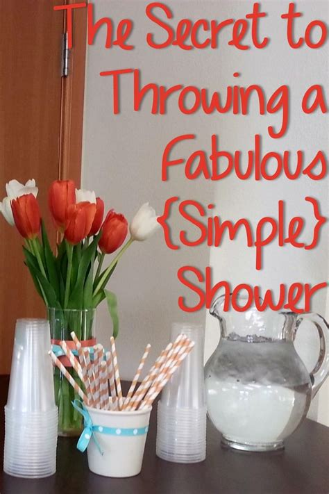 easy to play at bridal showers 4 tips for throwing a simple and successful shower