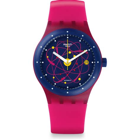 Swatch We Pink swatch sutr401 sistem pink