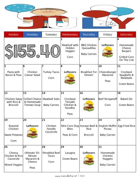 meal plans the 25 best budget meal planning ideas on