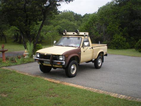 1980 toyota 4x4 1980 toyota 4x4 tacoma world
