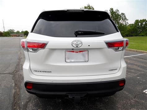 Toyota Limited 2016 Toyota Highlander For Sale In Your Area Cargurus