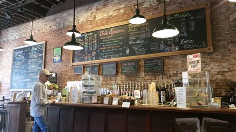 the brick coffee house really relax atmosphere cool menu yelp