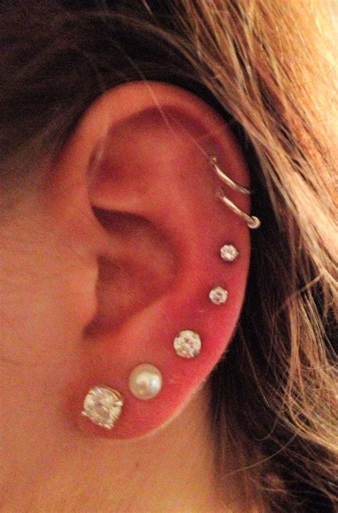 tattoos piercings 25 best ideas about ear piercing on