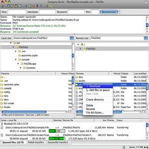 filezilla for mobile t 233 l 233 charger filezilla mac freeware