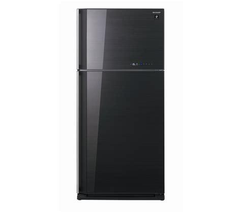 Freezer Sharp Fr 148 sharp sjgc680vbk fridge freezer review compare prices buy