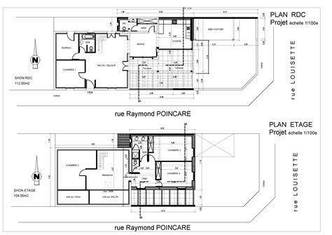 Home Architecture Plans plan maison pascal rigaud architecte dplgpascal rigaud