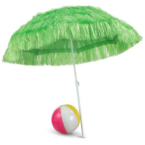 Tiki Patio Umbrella by 6 Color Tiki Umbrella 156285 Patio Umbrellas At