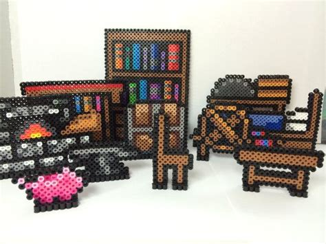 Terraria Furniture by 54 Best Images About Terraria On Perler
