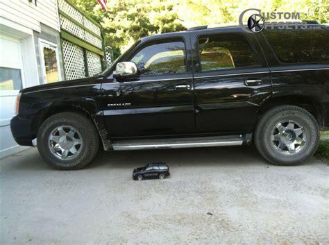 2003 Cadillac Rims by Wheel Offset 2003 Cadillac Escalade Stock Oem Factory