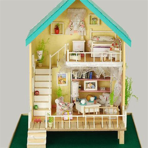 Handcrafted Doll Houses - handmade wooden doll houses www pixshark images