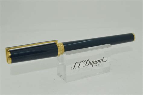 Pen With St ziq s t dupont collections original s t dupont