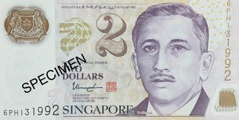 new year notes singapore singapore banknote news