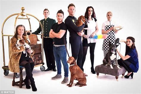 the dog house hotel house of hugo britain s first luxury hotel for dogs opens and gets tv show daily