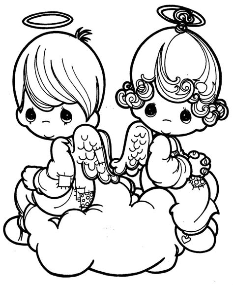 precious moments coloring pages for christmas precious moments christmas coloring pages az coloring pages