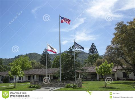 flags honoring veterans of all wars at veterans home of