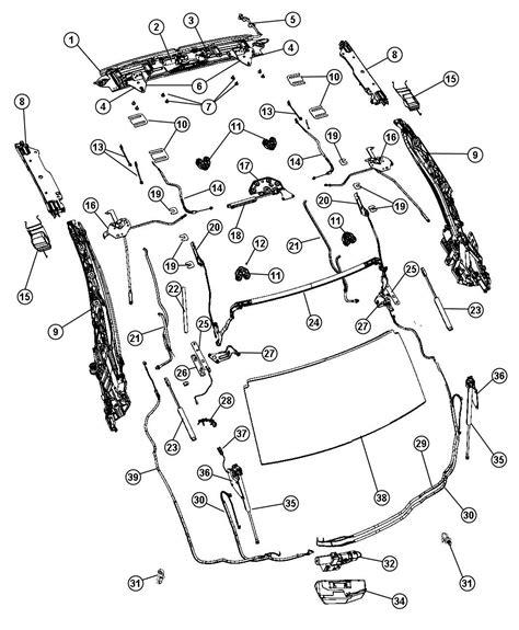 free download parts manuals 2005 chrysler 300 spare parts catalogs 2005 convertable chrysler sebring fuse box chrysler auto fuse box diagram