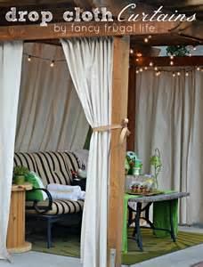 Outdoor Privacy Curtains Top 10 Clever Diy Patio Privacy Screen Ideas