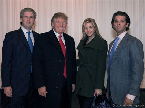 trump family photos the golden triumphs of donald j trump dolce luxury magazine