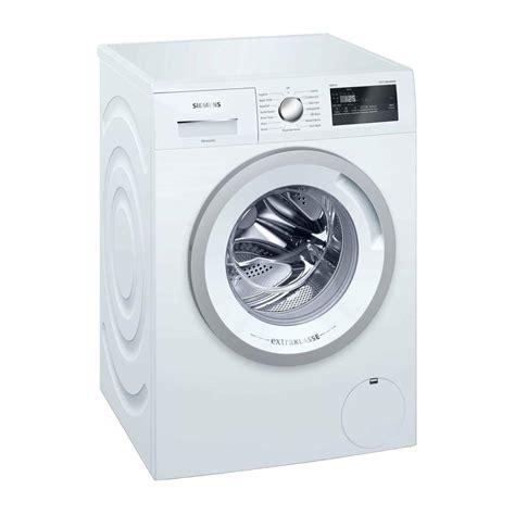 siemens extraklasse waschmaschine siemens extraklasse 7 kg washing machine wm14n190gb