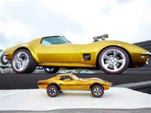 The 1968 hot wheels corvette from gas monkey garage is lot 1342 1 and