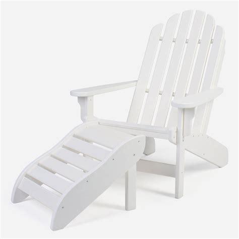 lifetime adirondack chair footrest white durawood footrest pawleys island sku fr1wh