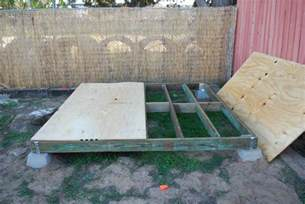 Shed Foundation Shed Foundation Mad S Workbench