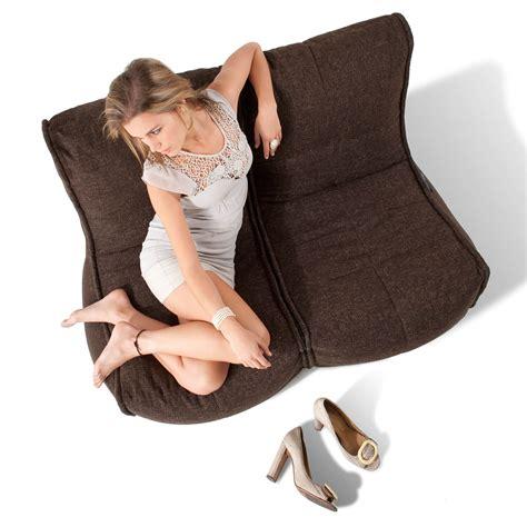 two seater bean bag sofa 2 seater cream sofa designer bean bag couch bean bag