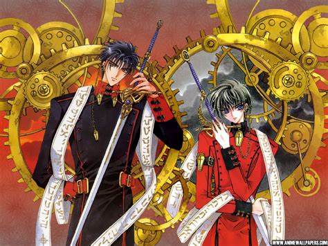 Clamp X wallpapers, Anime, HQ Clamp X pictures | 4K Wallpapers X 1999 Wallpaper
