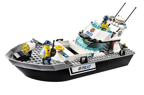 lego police boat ebay lego city police patrol boat 60129 building toy ebay