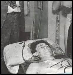 Bonnie and clyde death photos autopsy james dean death photos autopsy
