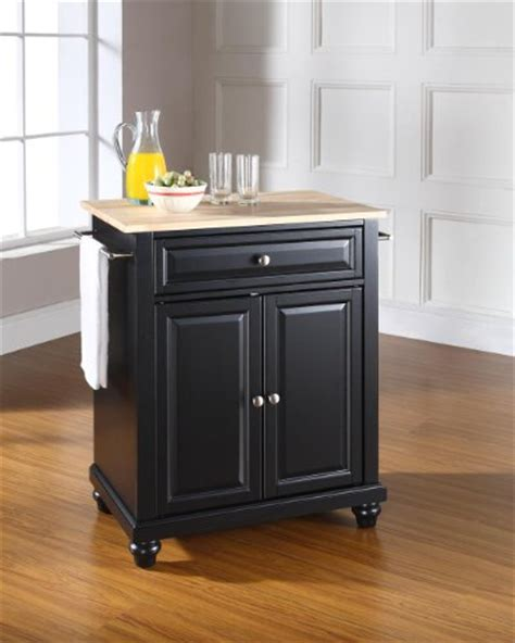 cheap portable kitchen island recommended crosley furniture kf30021dbk cambridge