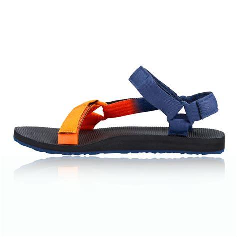 teva universal sandal teva original universal gradient mens blue walking summer