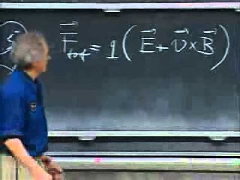 electromagnetic induction walter lewin lec 11 magnetic field and lorentz 8 02 electricity and magnetism walter lewin