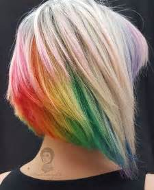 must hair must see short hair color ideas love this hair