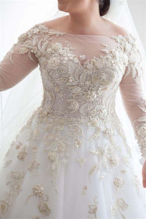 Discount Wedding Dresses Plus by Wedding Dresses Plus Size With Sleeves Discount Wedding